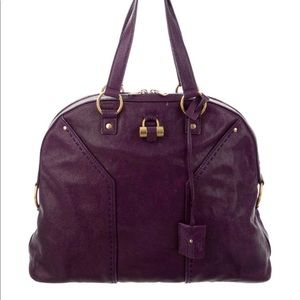 💜Yves Saint Laurent Muse Bag.💜